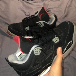 Bred 4s 2012